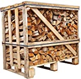 Brennholz Buche 25cm trocken + UNION Kaminbriketts Gratis Kaminholz ofenfertig Ofen Holz...